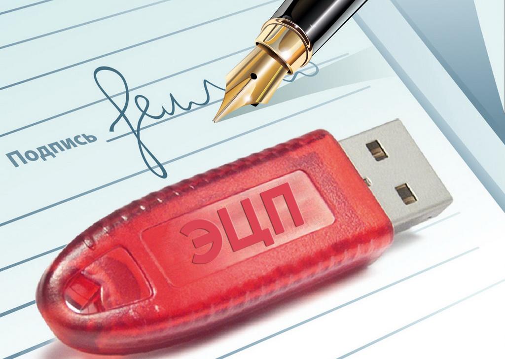 Электронно-цифровая подпись для ИП и ООО